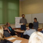 Uczestnicy konferencji i prowadzący