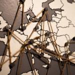 Sieć połączeń - Europa