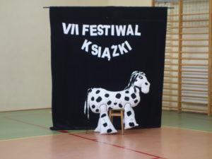 Festiwal Książki 2017 - Koń Pippi